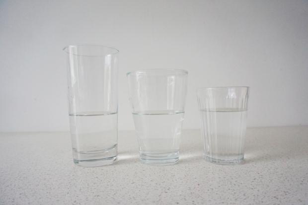 Wasser 120ml Portionen